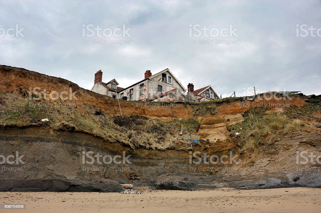 Erosion stock photo