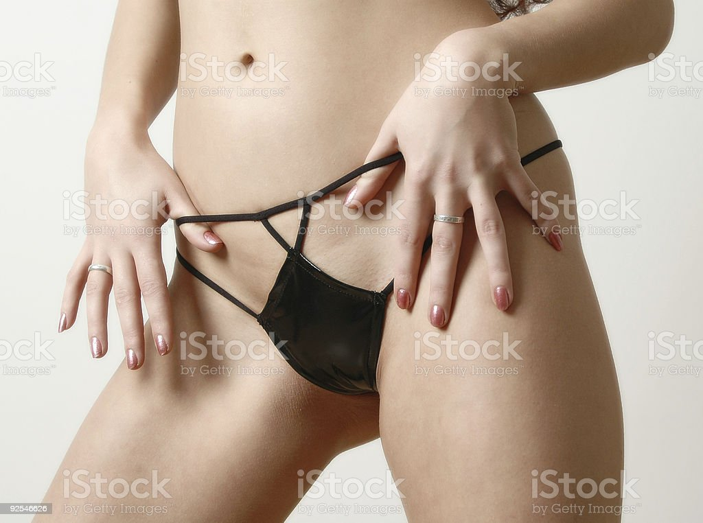 Erotic nude 01 royalty-free stock photo