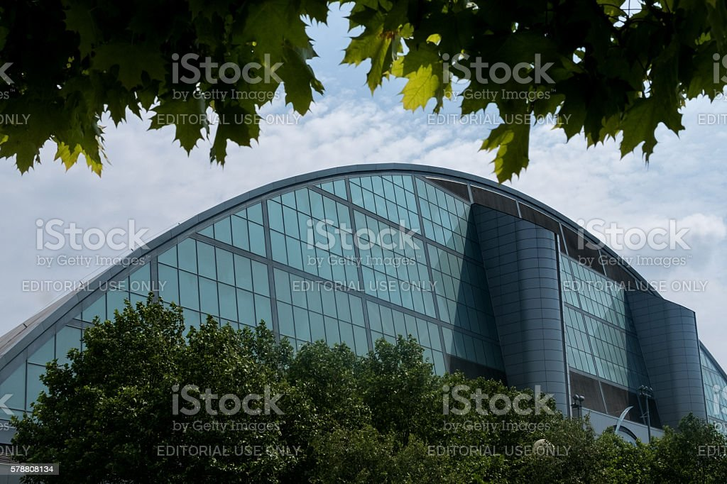 Escape Centre, Milton Keynes stock photo