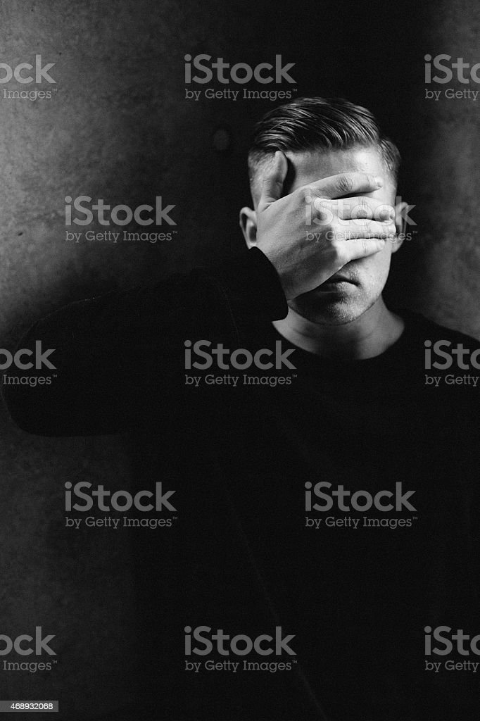 Escapism stock photo