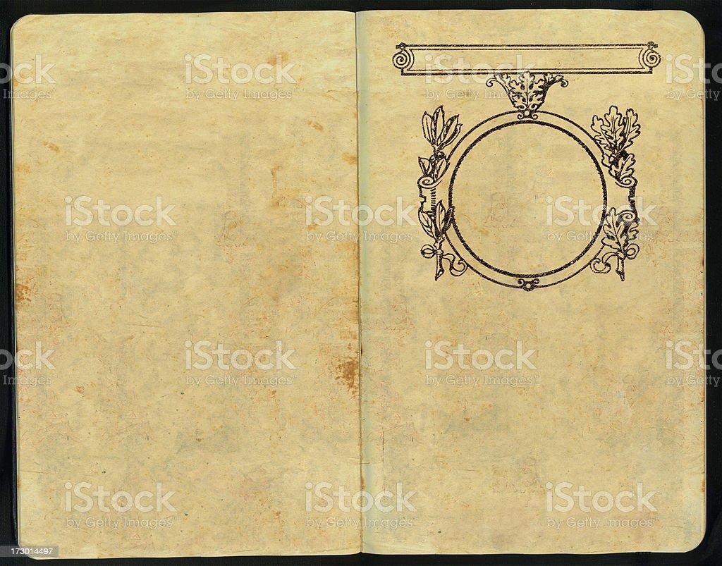 Escorial Sketch Pad royalty-free stock photo