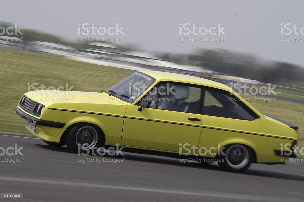 Escort RS2000 royalty-free stock photo