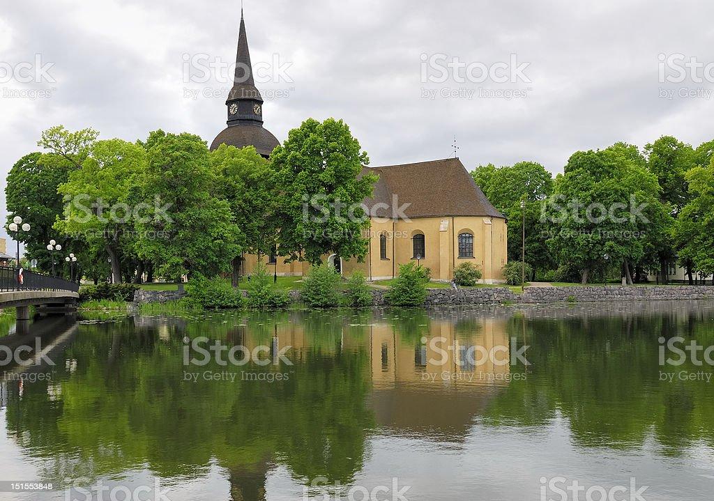Eskilstuna stock photo