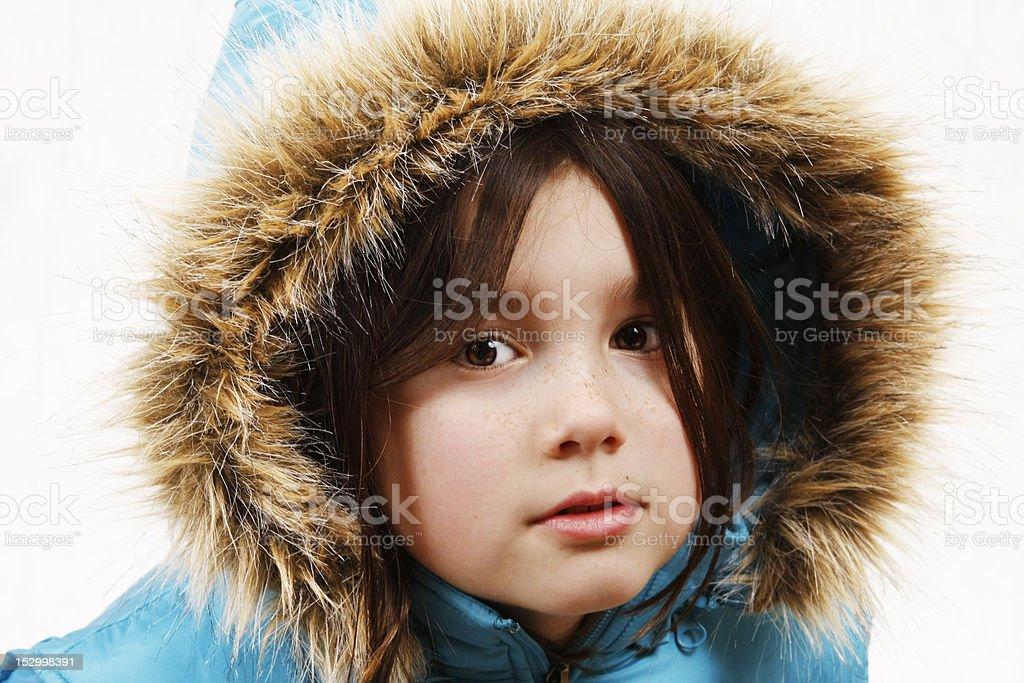 Eskimo Kylie stock photo