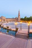 espana Plaza Seville Spain