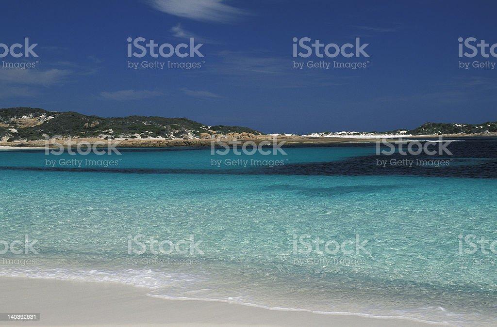Esperance beach 1 royalty-free stock photo
