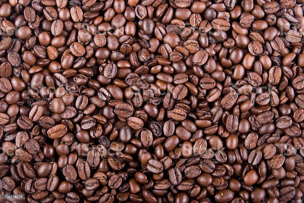 Espresso Beans royalty-free stock photo