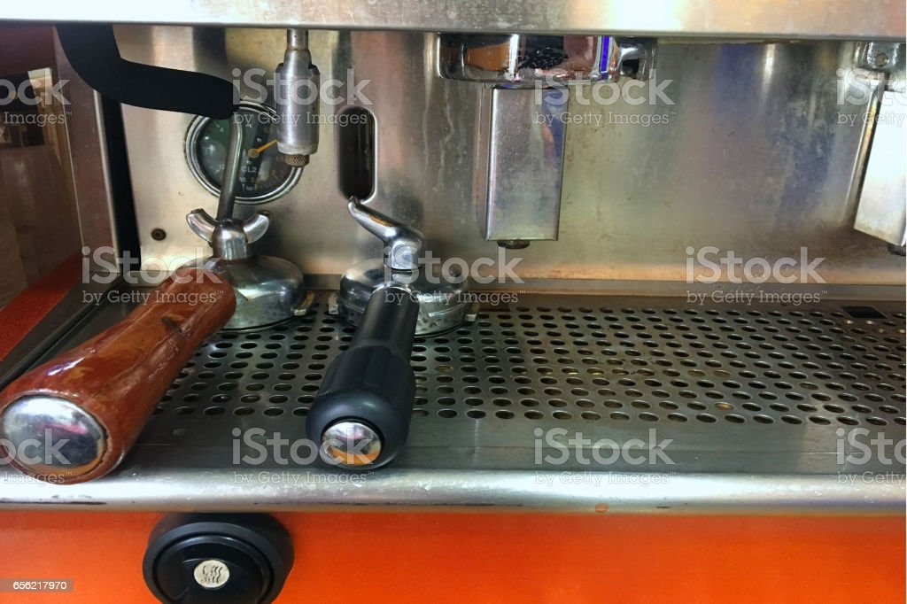 Espresso coffree equipment machine for brewing coffee