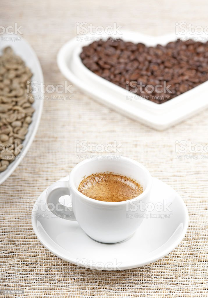 Espresso - My Passion royalty-free stock photo
