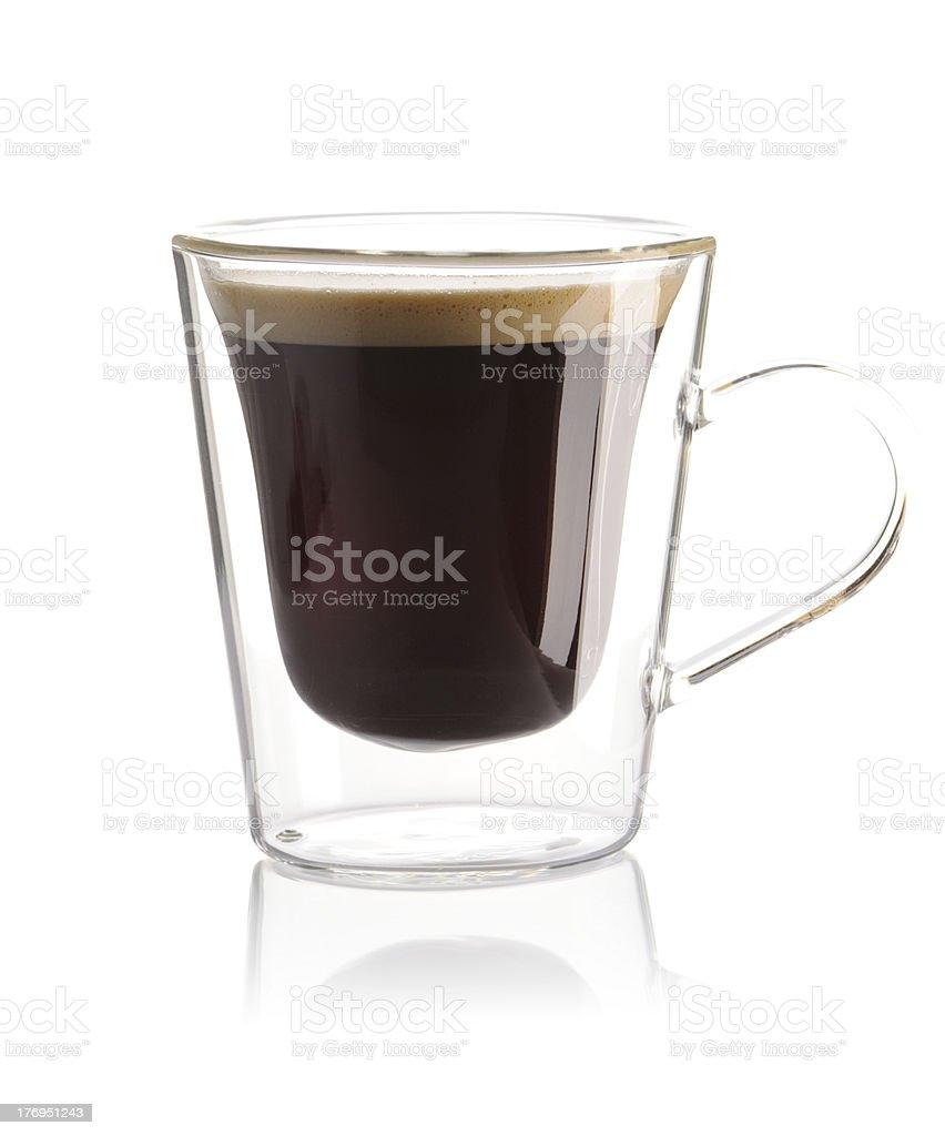 Espresso royalty-free stock photo