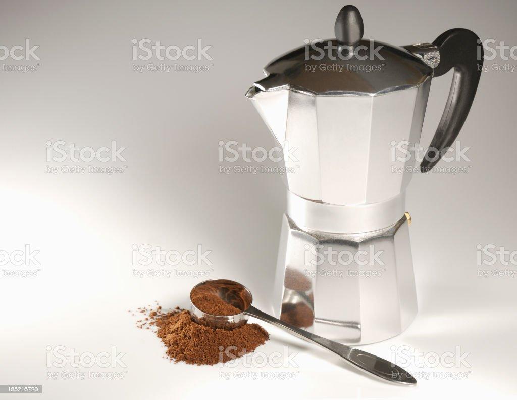 Espresso. royalty-free stock photo