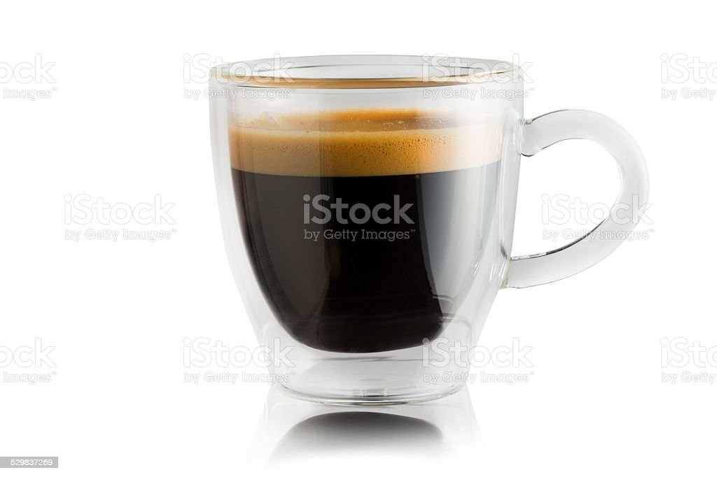 Espresso Shot stock photo