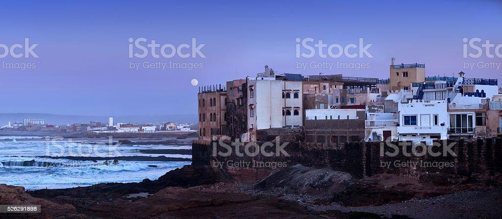 Essaouira Fortress, Morocco stock photo