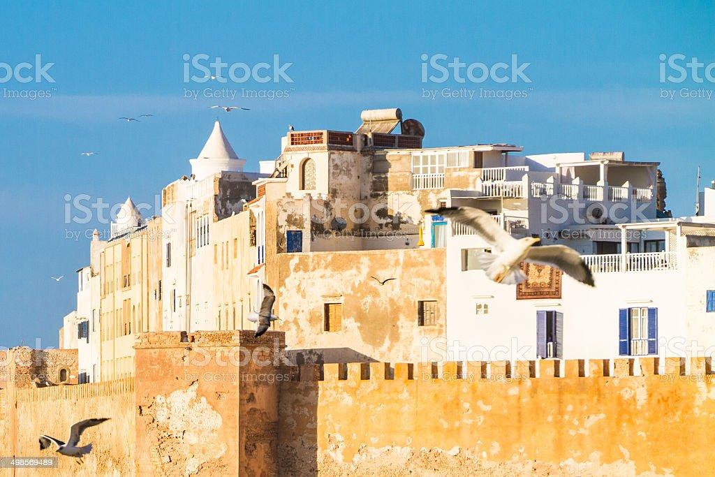 Essaouira - Magador, Marrakech, Morocco. stock photo