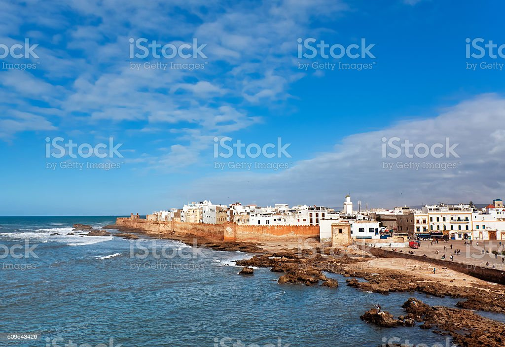 Essaouira, Province Marrakesh-Tensift-El Haouz, Morocco stock photo