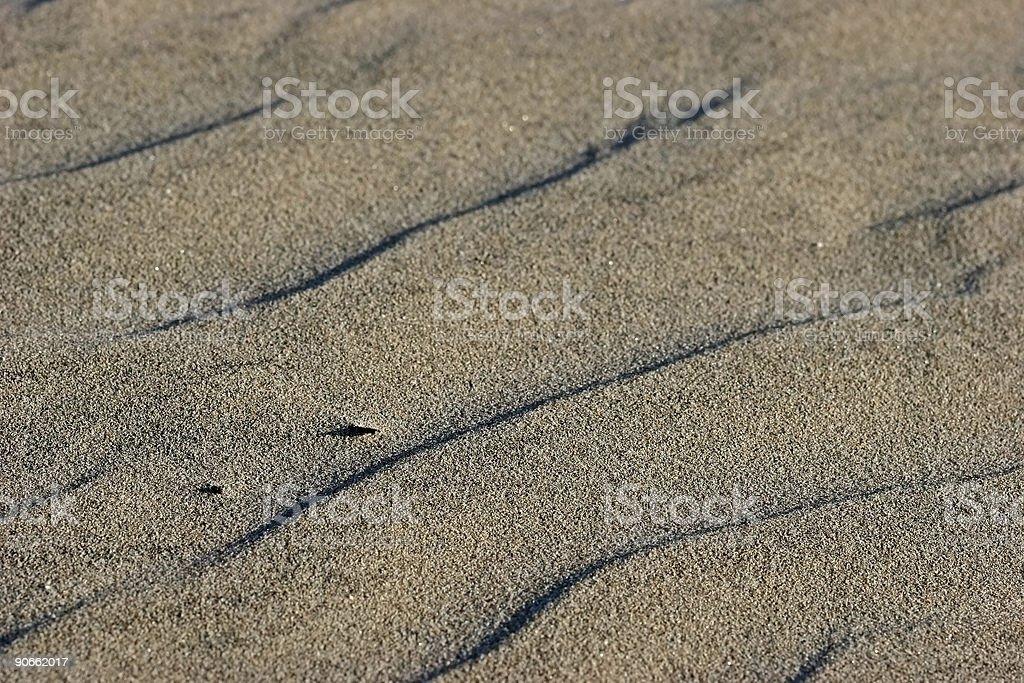 Essence of Sand stock photo