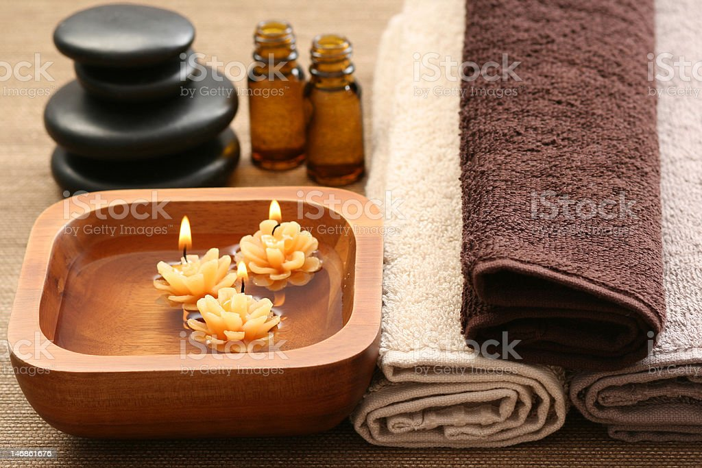 essential oils royalty-free stock photo