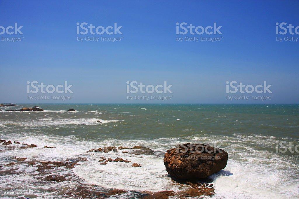 Essoueira stock photo