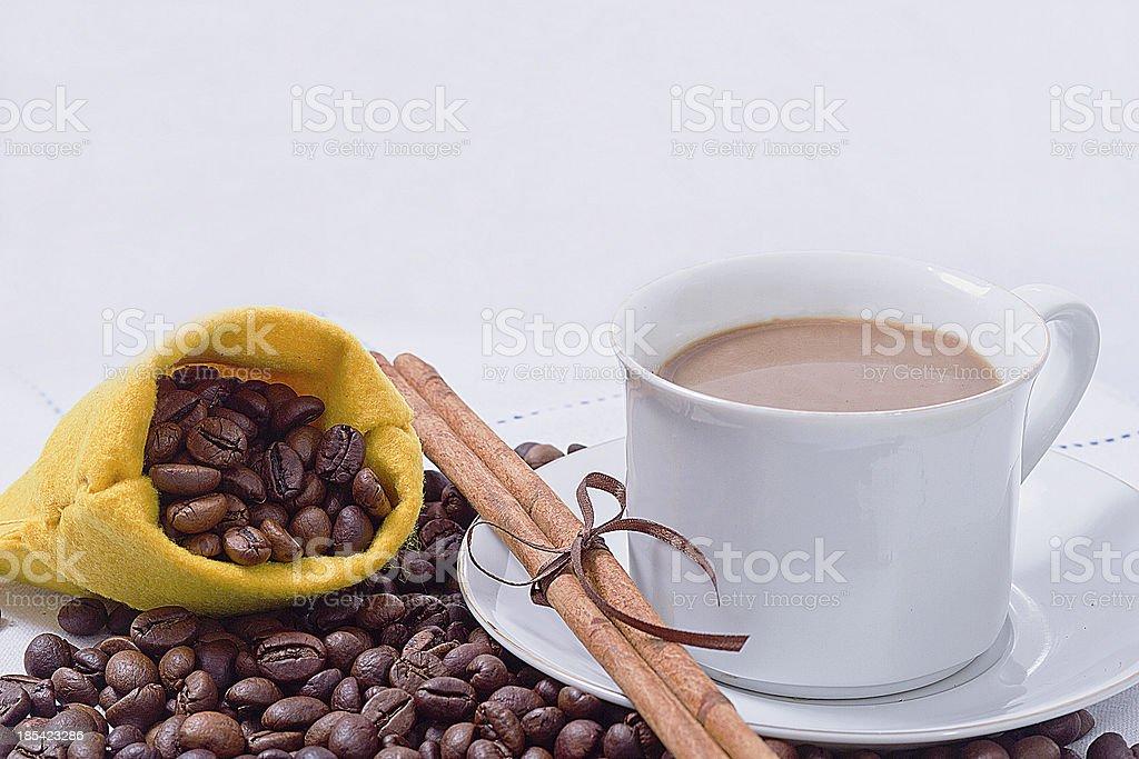esspreso coffee royalty-free stock photo