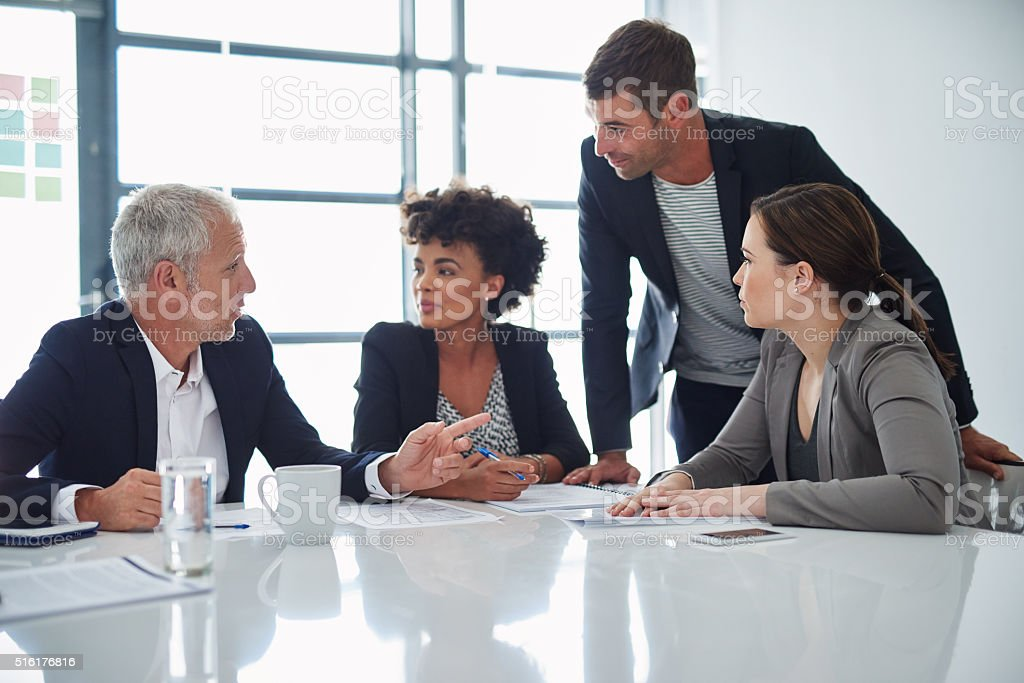 Establish a highly engaging, motivated virtual team stock photo
