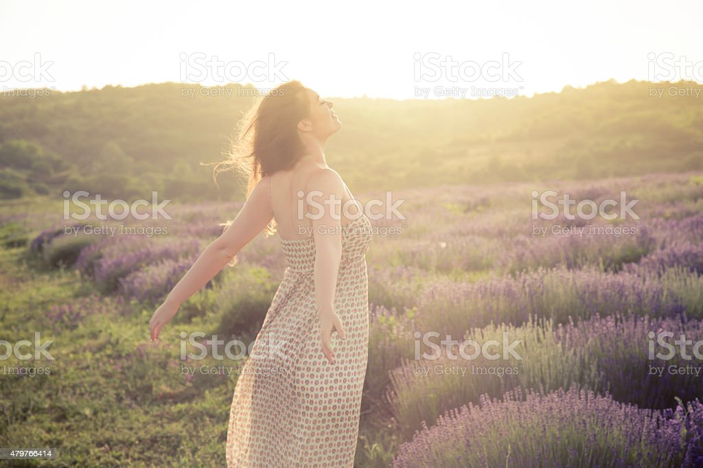 Eternal Dreamer stock photo