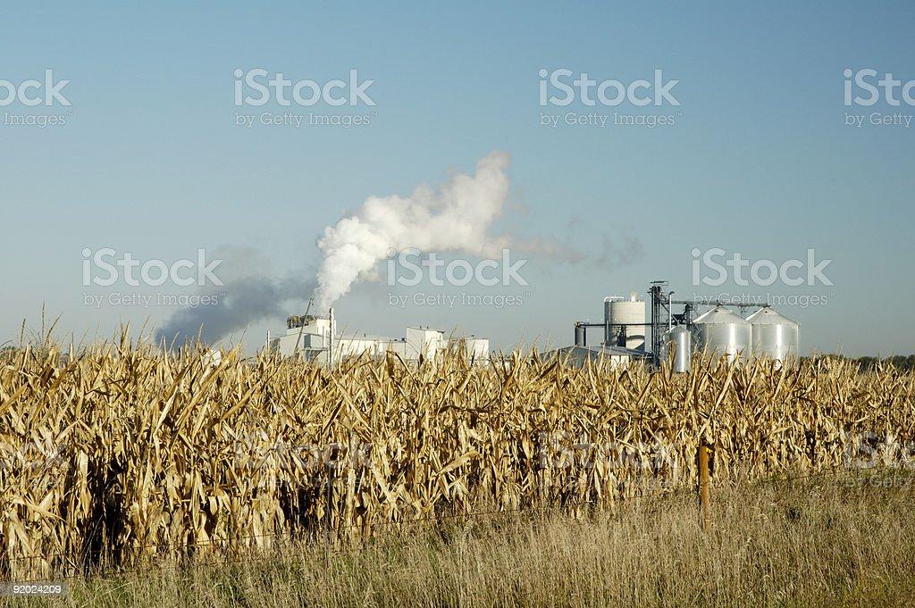 Ethanol 2 royalty-free stock photo