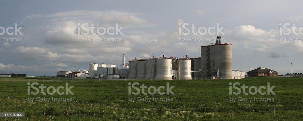 Ethanol Panorama royalty-free stock photo