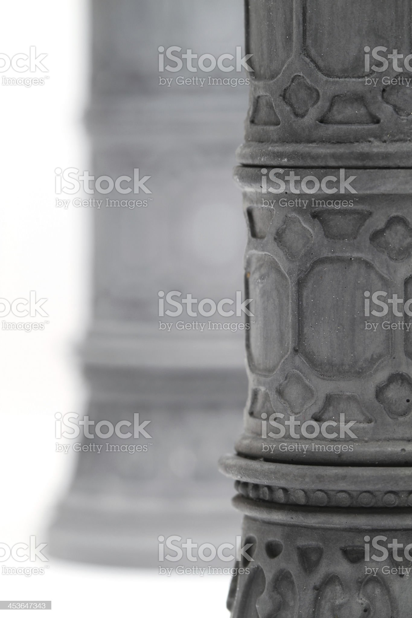 Ethereal Temple royalty-free stock photo