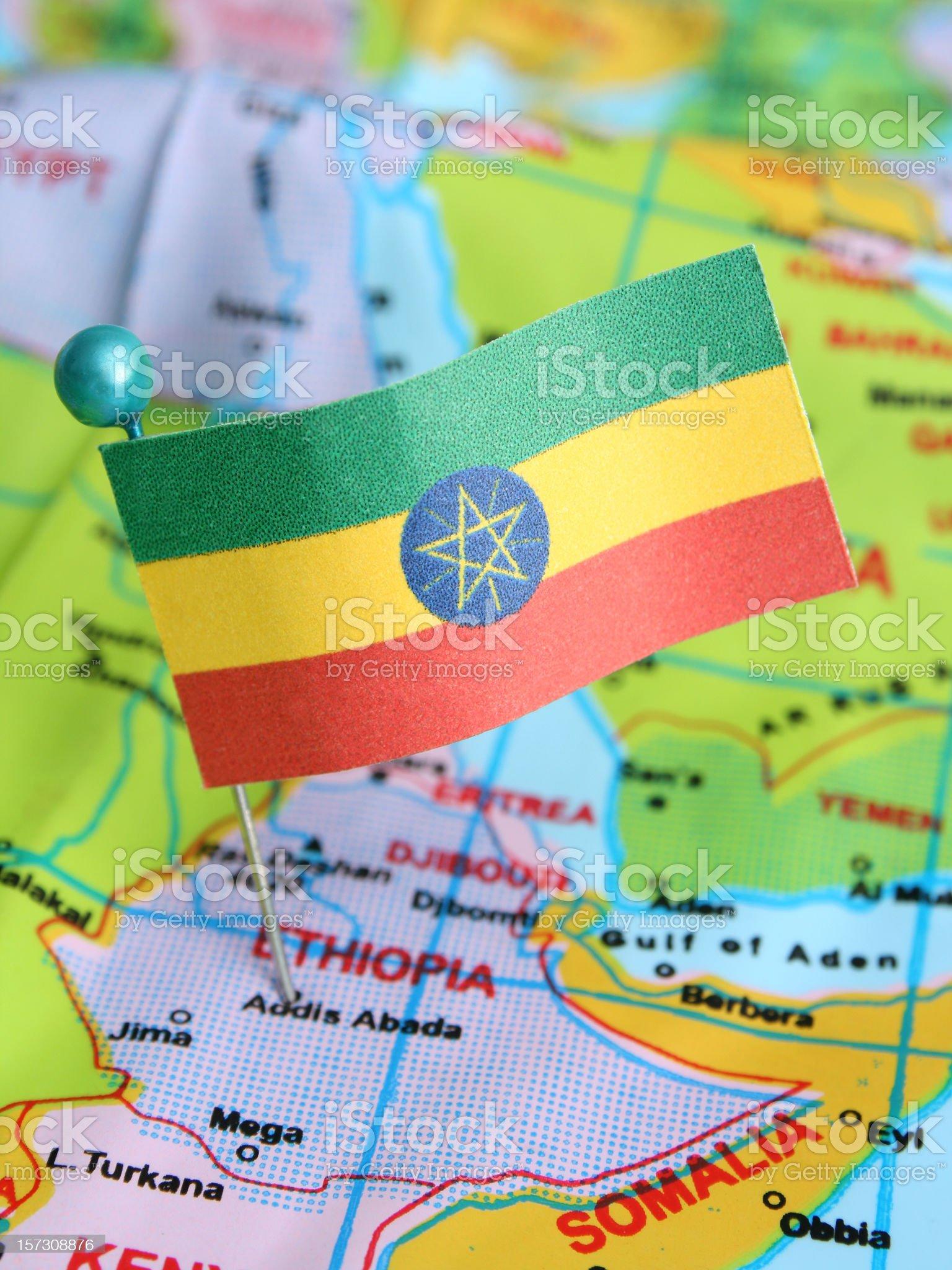 Ethiopia royalty-free stock photo