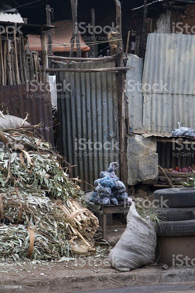 Ethiopian life royalty-free stock photo