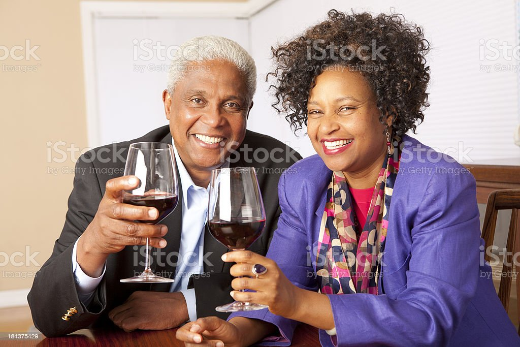 Ethnic Father and Daughter royalty-free stock photo