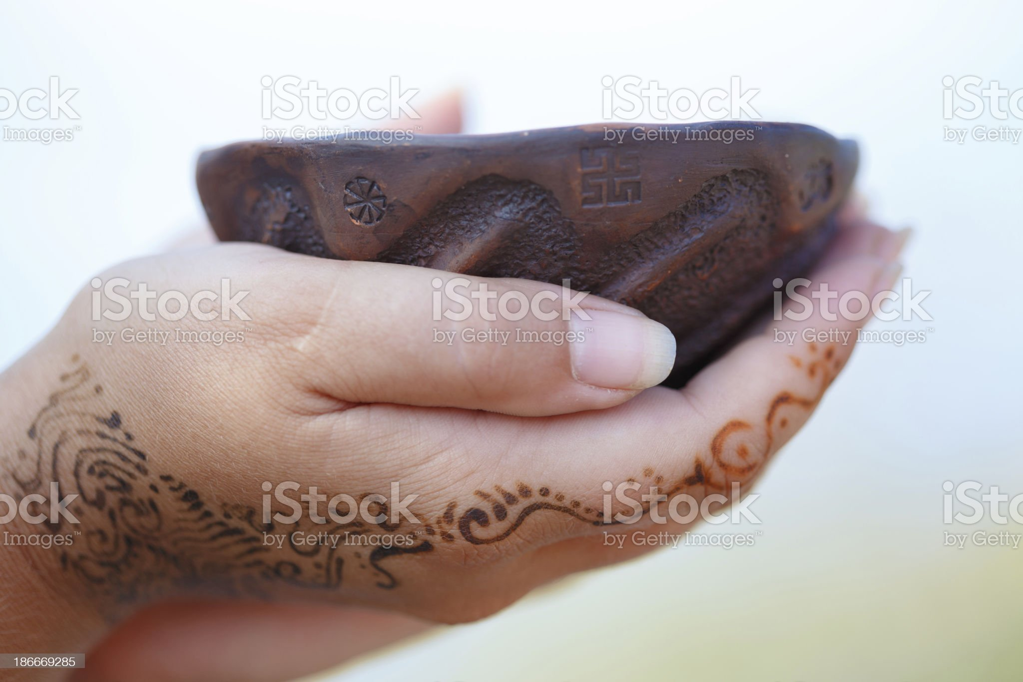 Ethnic patterns royalty-free stock photo