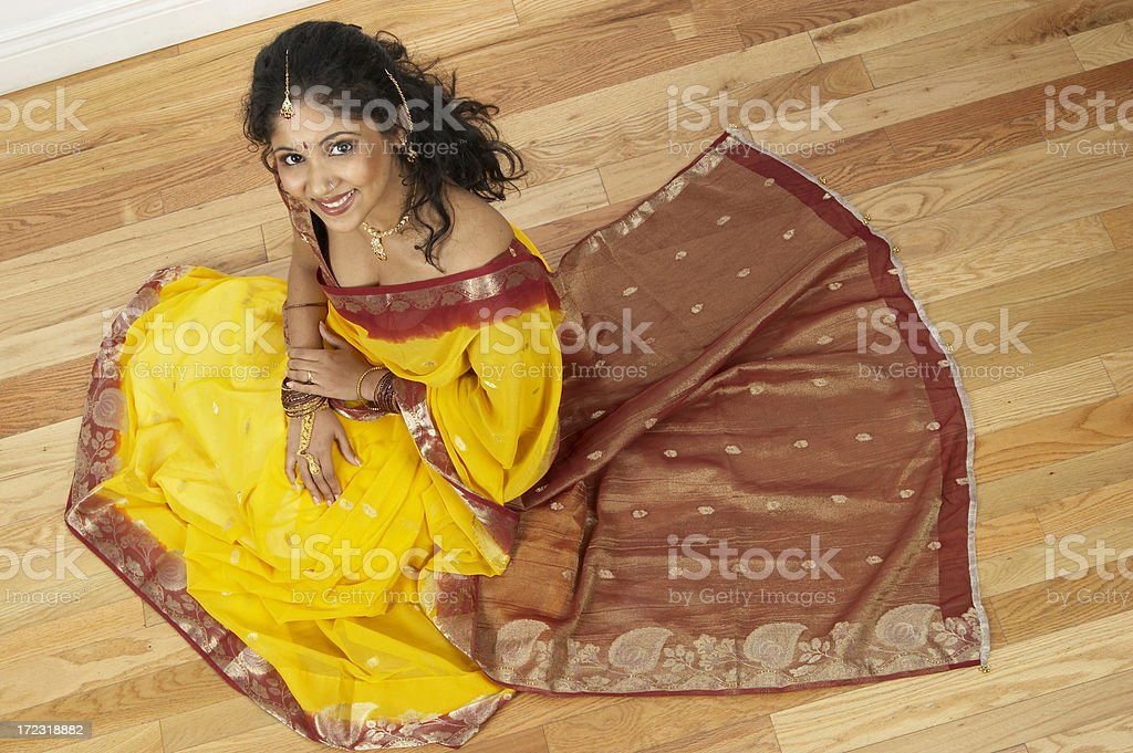 Ethnic Spread royalty-free stock photo