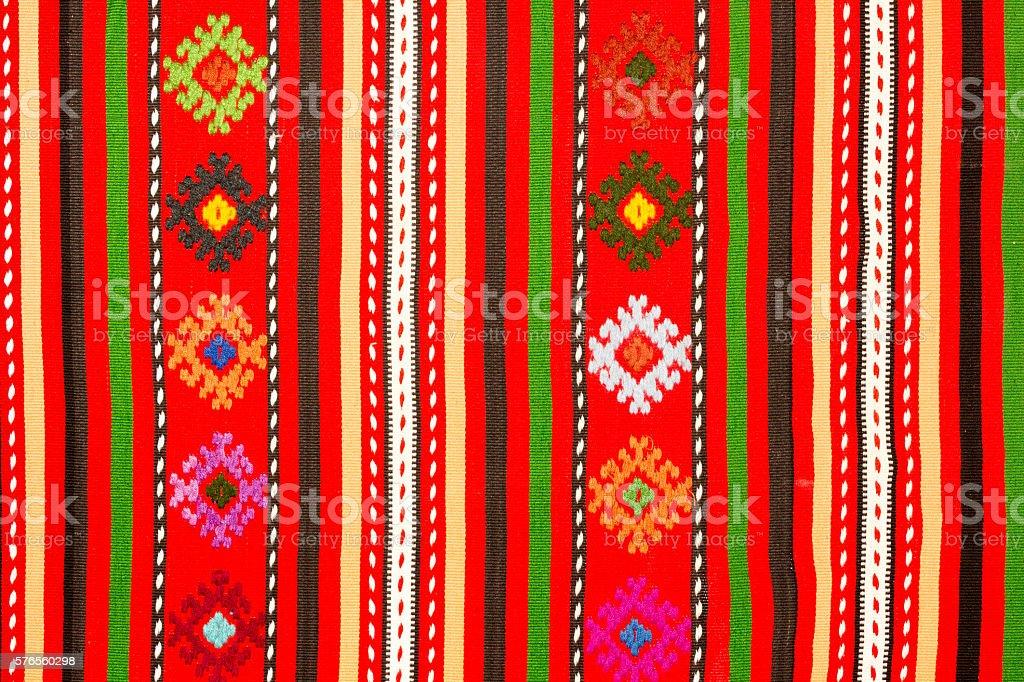 Ethnic texture design stock photo