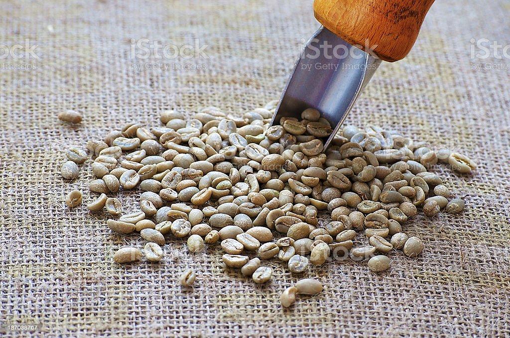 Etiopia Coffee stock photo