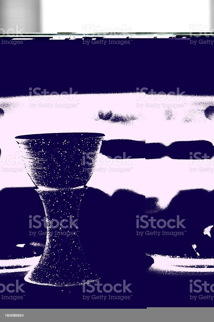 Eucharist/Communion stock photo