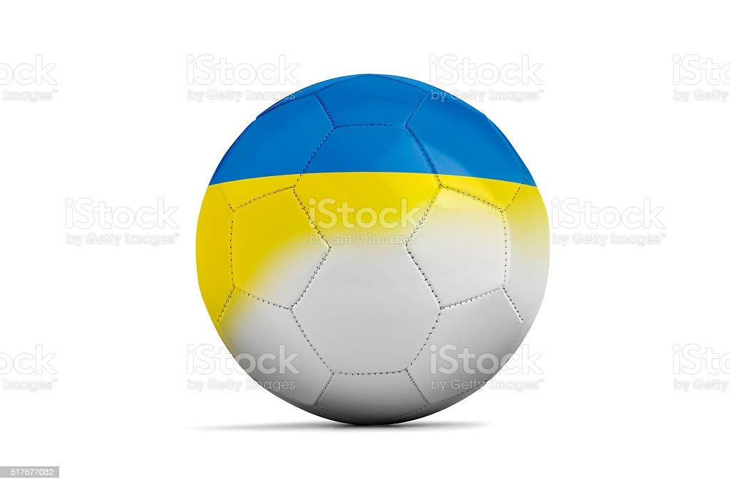 Euro 2016. Group C, Ukraine stock photo