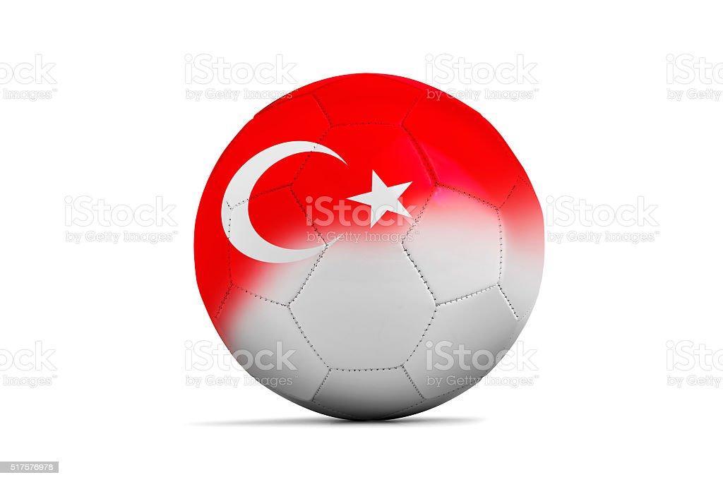Euro 2016. Group D, Turkey stock photo