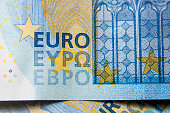 20 euro banknote detail