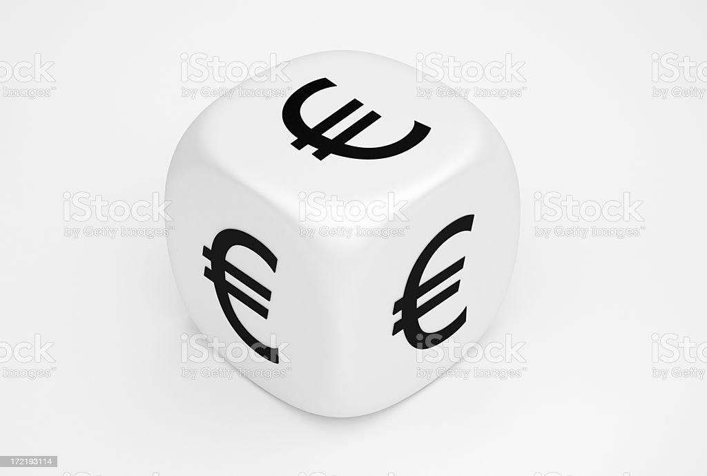 Euro Concepts royalty-free stock photo