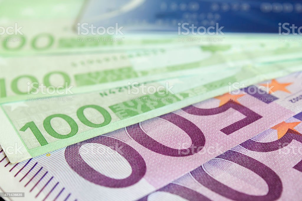 Euro Currency Monney royalty-free stock photo