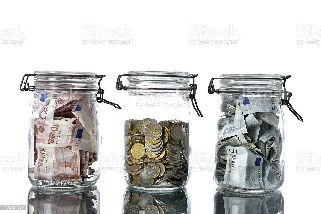 euro two stock photo