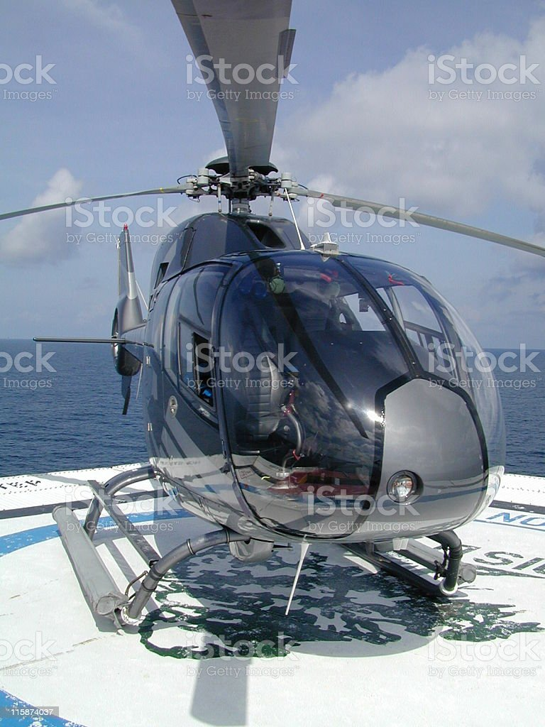 Eurocopter EC-120B Colibri royalty-free stock photo