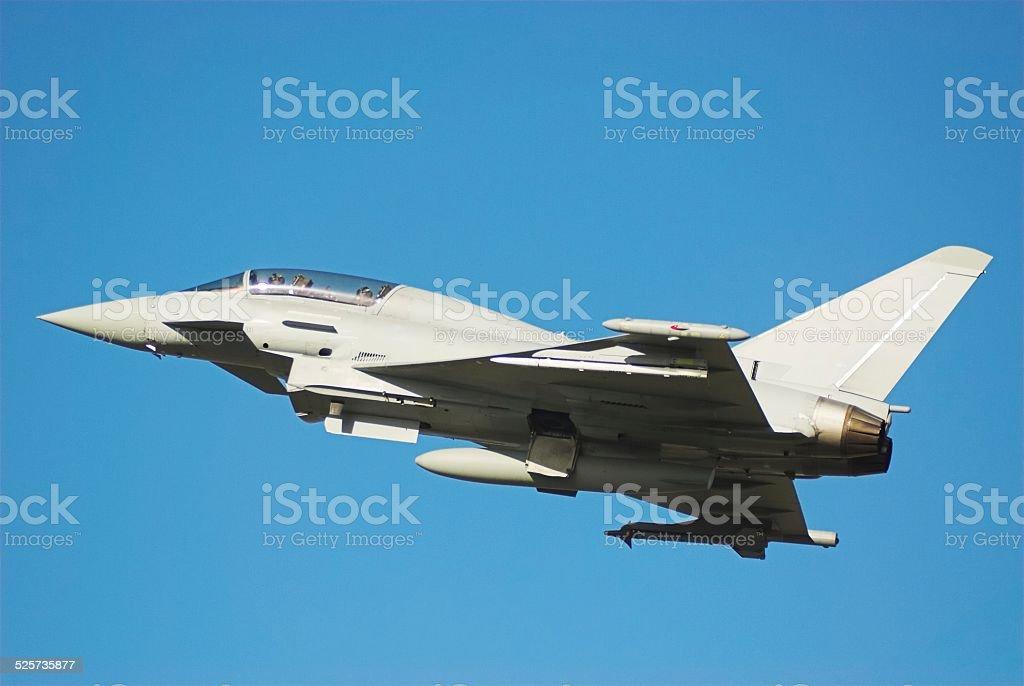 IPA Eurofighter stock photo