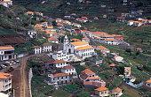 Europe Portugal Madeira Landscape
