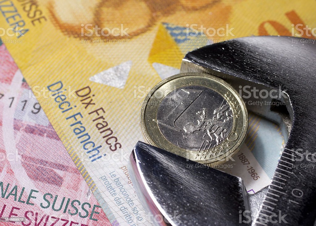 European austerity royalty-free stock photo