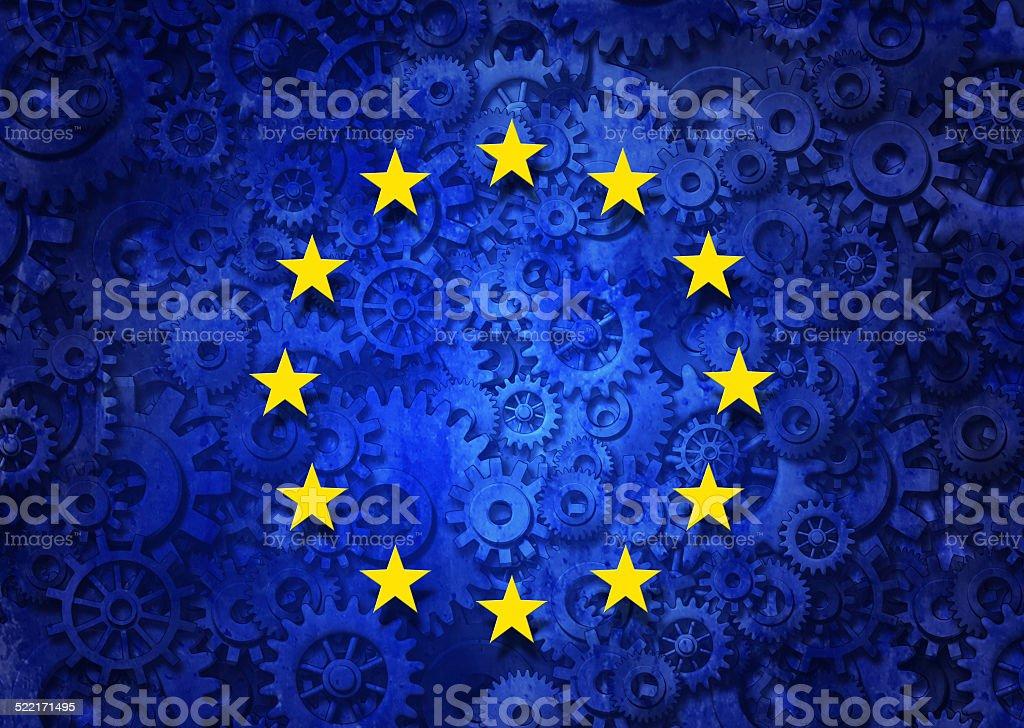 European Business stock photo
