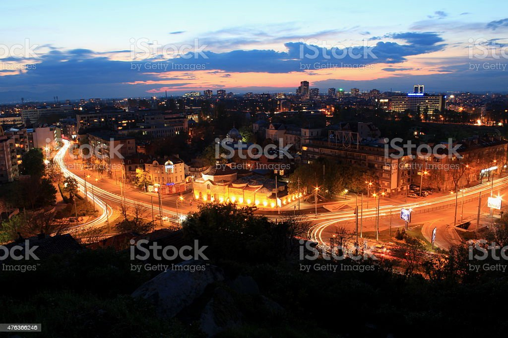 European Capital of Culture 2019 royalty-free stock photo