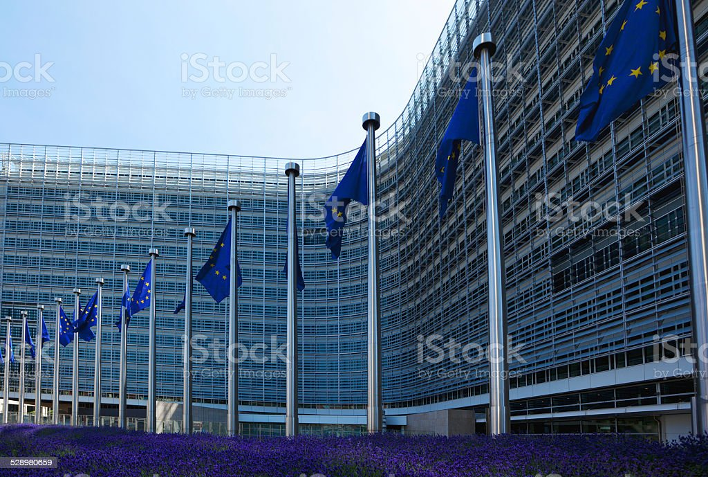 European comitee stock photo