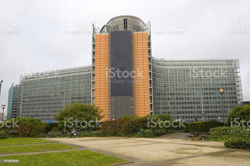 European Commission stock photo